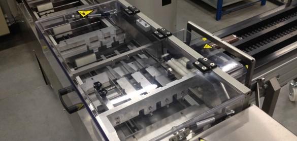 Toevoersystemen voor Kartonneermachines